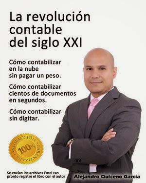 """Libro """"La Revolución Contable del Siglo XXI"""""""