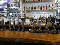 Munro's craft beer bar in Glasgow