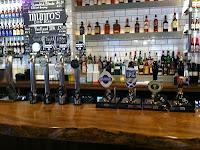 Munro's craft beer bar in Glasgow
