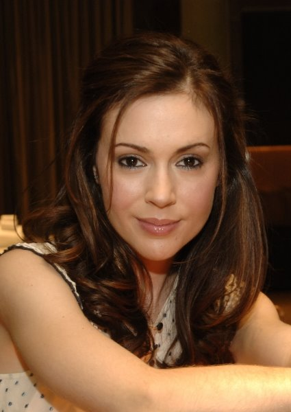 alyssa milano celebrities - photo #49