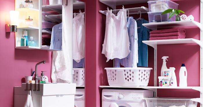 Dise o de un lavadero moderno y sus productos de ikea for Diseno de lavaderos
