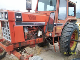 International 1466 tractor parts