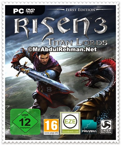 Risen 3 Titan Lords PC Game Free Download Full Version