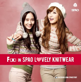 fx krystal victoria for Spao