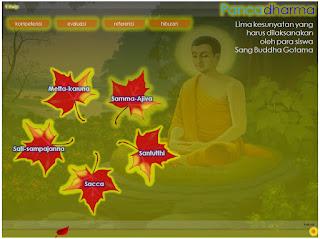Media Pembelajaran Agama Buddha Berbasis Multimedia