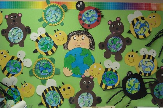 Cantinho alternativo mural do meio ambiente for Mural sobre o meio ambiente