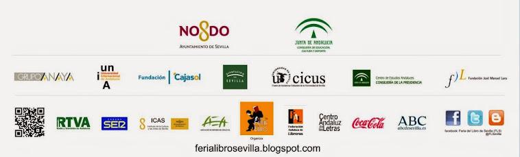 Patrocinadores y colaboradores #FLS16
