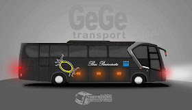 Disain Livery PO Gege Transport