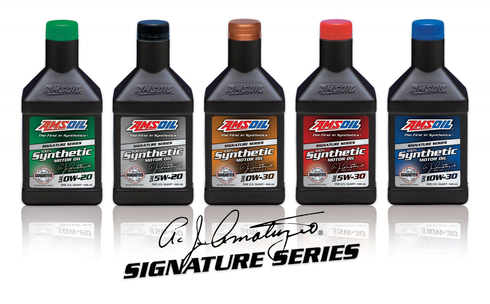 Amsoil singapore amsoil signature series for Amsoil signature series synthetic motor oil