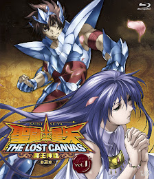 Saint Seiya The Lost Canvas Español Latino