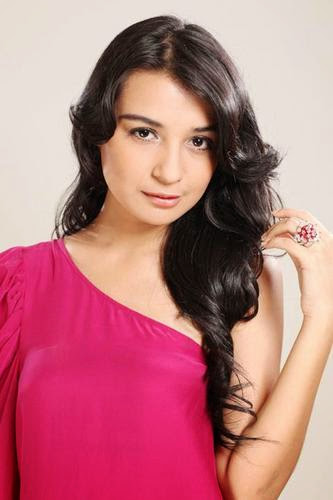 Foto artis Shireen Sungkar