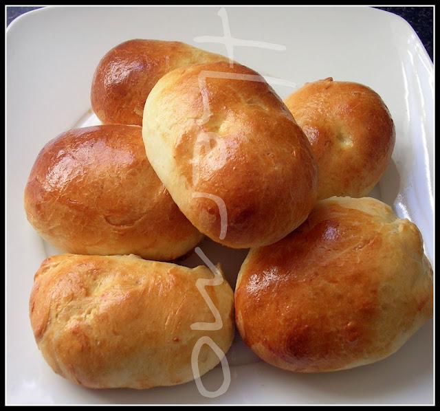 Pulguitas y bollos preñaos receta casera