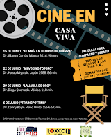 Cineclub casa viva Cooperativa Fotosíntesis
