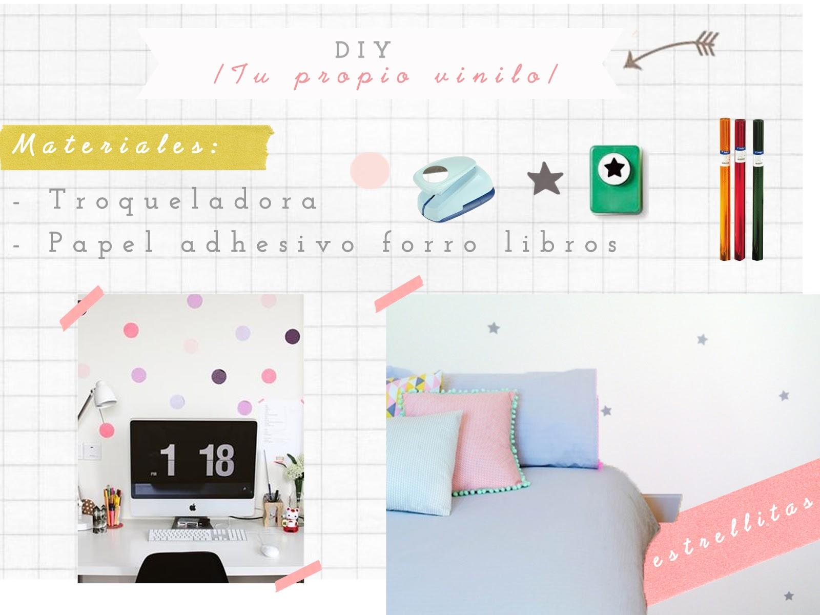DIY - Cómo decorar una pared / naif-sss