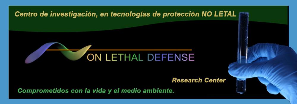Centro de investigación en armas y defensa no letal