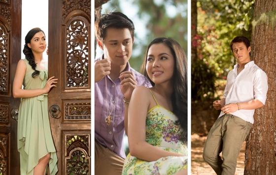 Julia and Enrique are each other's confidant