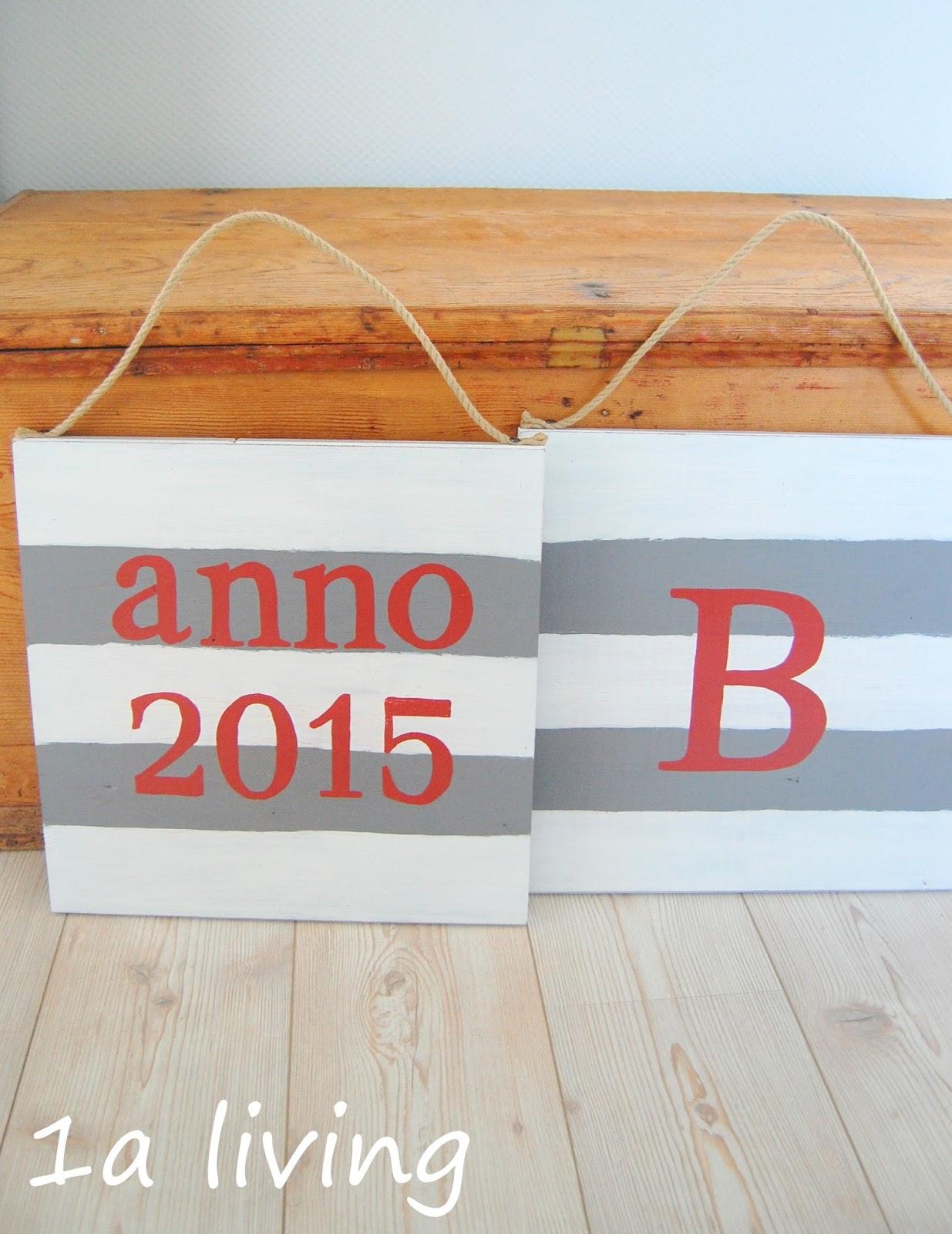 1a living diy ein individuelles geschenk zum einzug. Black Bedroom Furniture Sets. Home Design Ideas