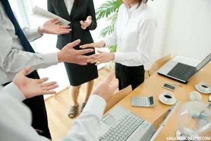 Wanita Cenderung Stres Jika Rekan Kerjanya Didominasi Pria