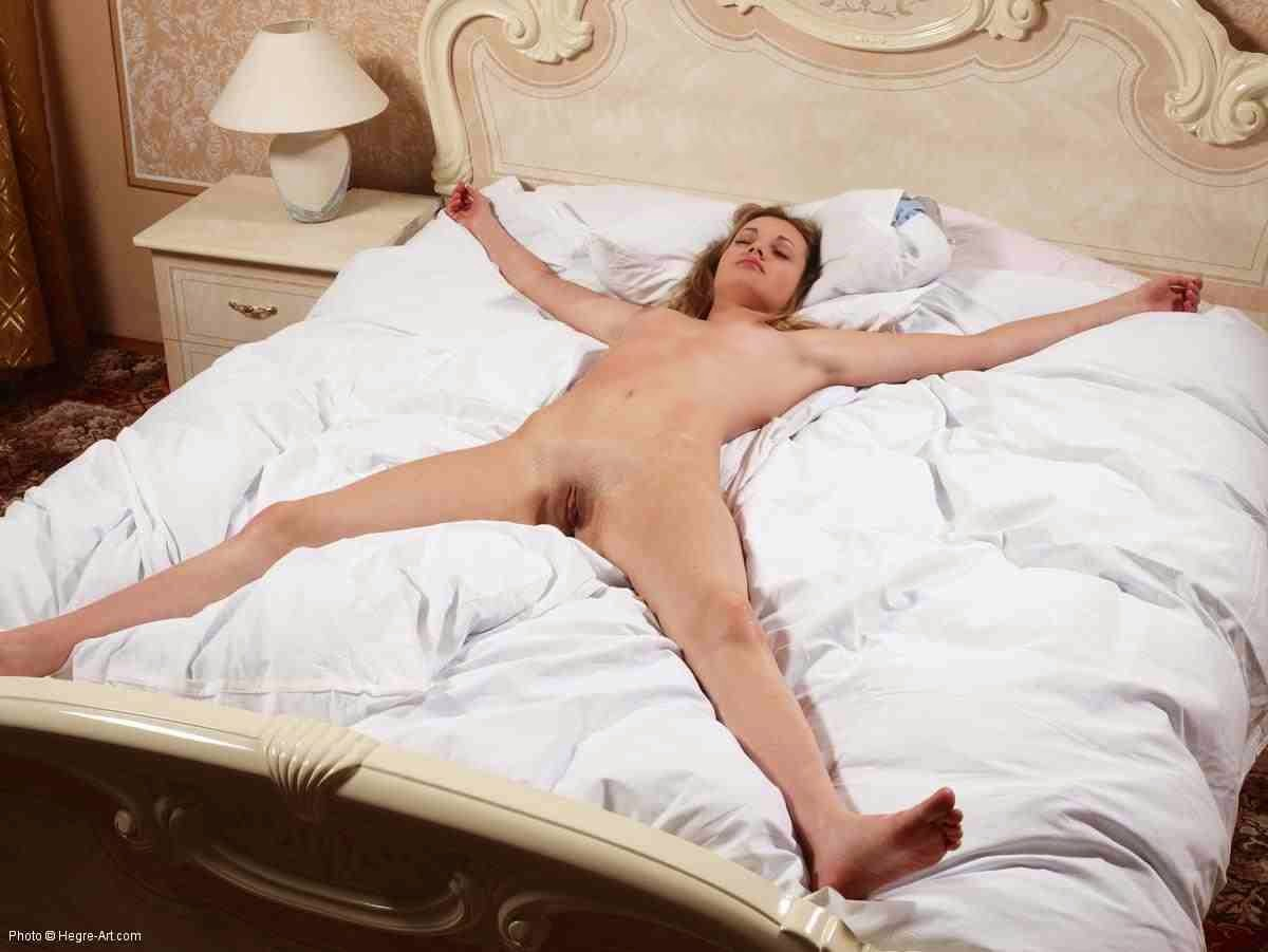 from Myles naked on bed xxx