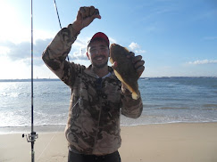 Linguado ao Surfcasting