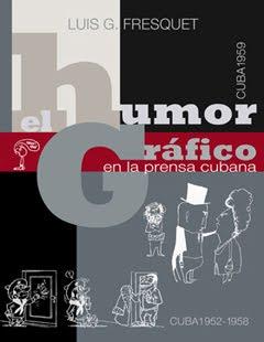 Libro: El humor gráfico en la prensa cubana