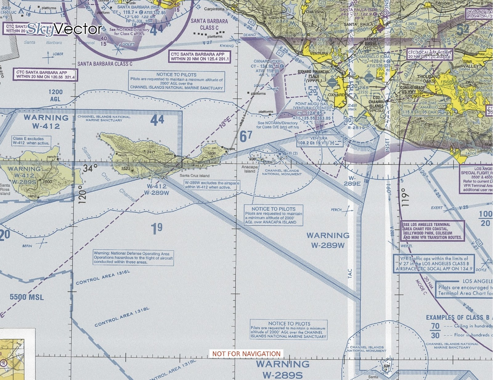 SV TERRATIMA NAVIGATION - Los angeles navigation map