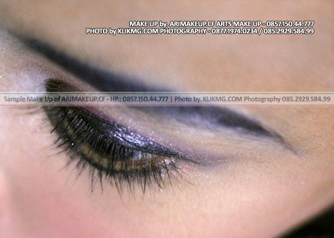 Arts Make Up Mata by ARIMAKEUP.CF - Photo by KLIKMG.COM Fotografer Purwokerto