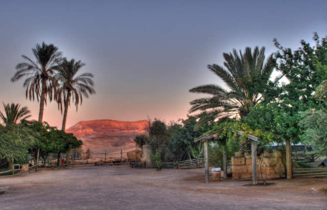 Kfar Hanokdim - The village of Bedouins - Desert of Judea, Israel