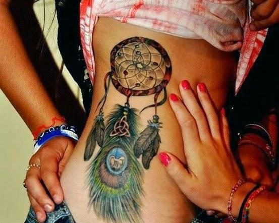 significado das tatuagens fenix foto