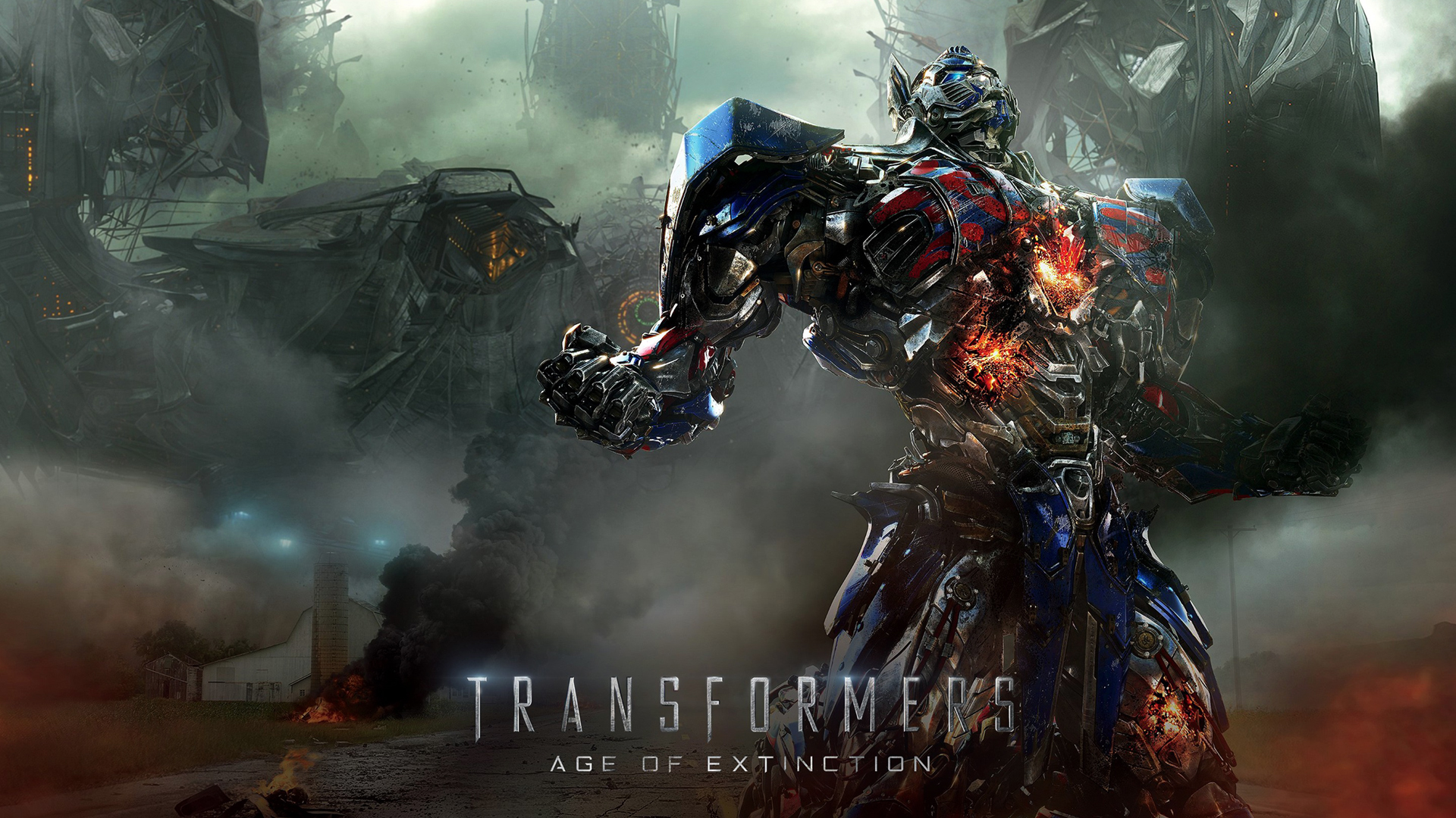Optimus Prime Transformers Age of Extinction movie 4. HD 1920x1080 ...