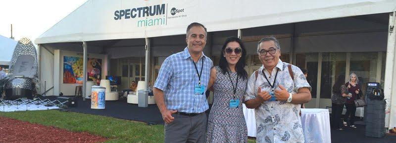 Carlos Kubo Spectrum Miami 2015