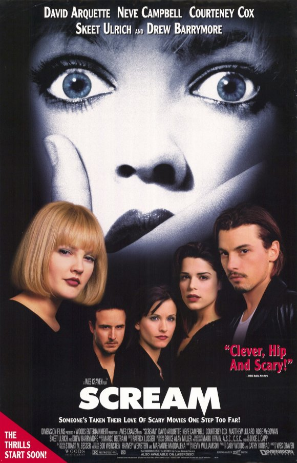 Flieder on Film: Scream 1 - 3