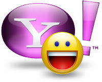 Membuat Widget Yahoo Messenger di Blog