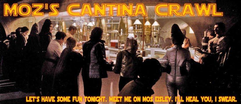Moz's Cantina Crawl