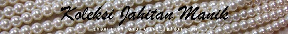 Koleksi Jahitan Manik 2011