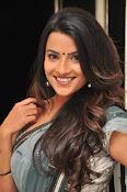 Jyothi seth sizzling saree photos-thumbnail-17