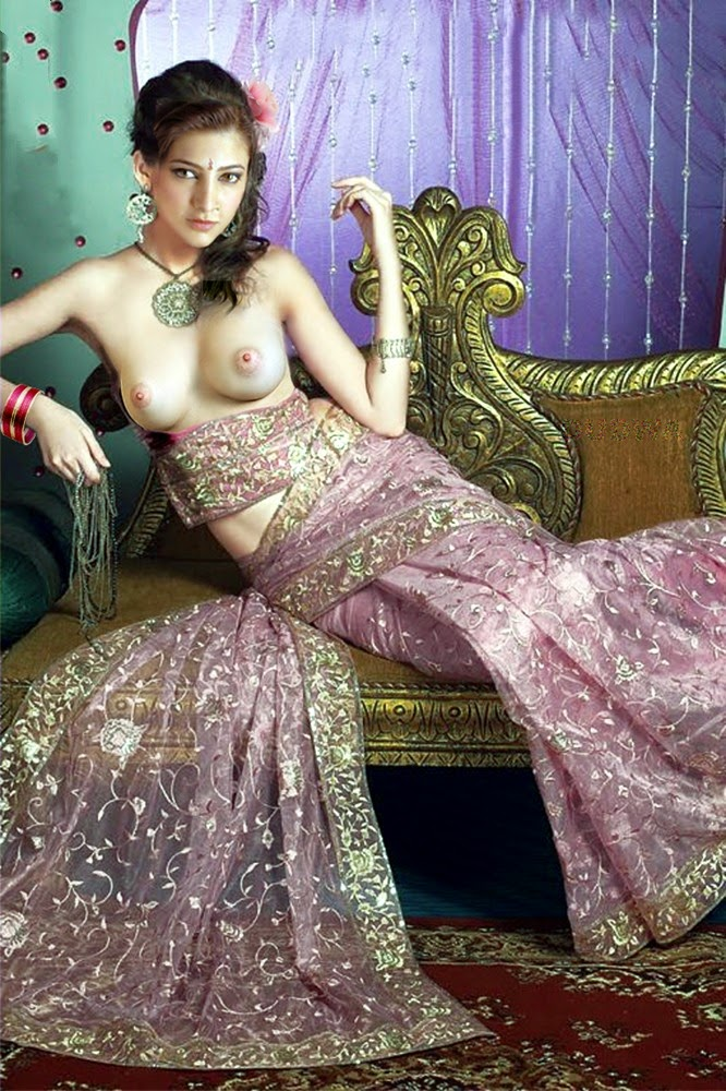 Shruti Hassan Nude Boobs and Nipples Pics