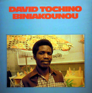 David Tochino Biniakounou - Self Titled,Safari Ambiance