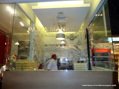 Vapiano's Pasta Station 2