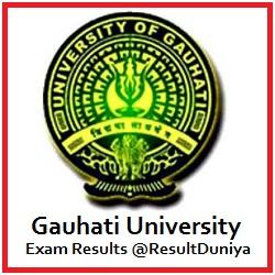 Gauhati University TDC Results 2015