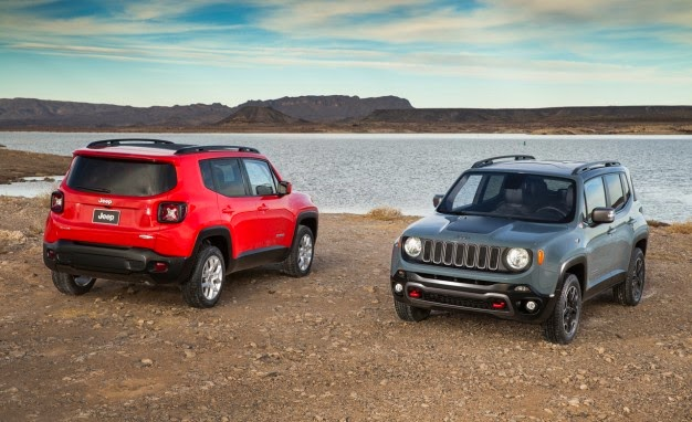 Jeep Is Marketing The All-New Renegade SUV To Millinials