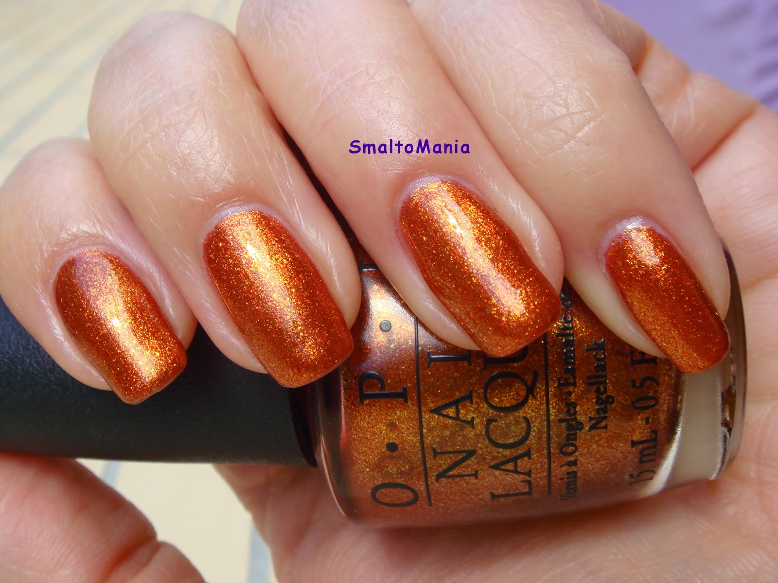 OPI A Woman's Prague-Ative