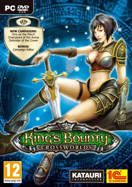 Kings Bounty Crossworlds PC Full Español