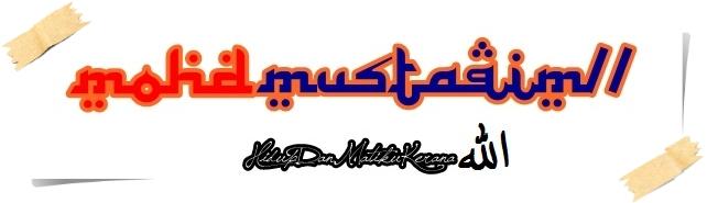 Mohd Mustaqim//