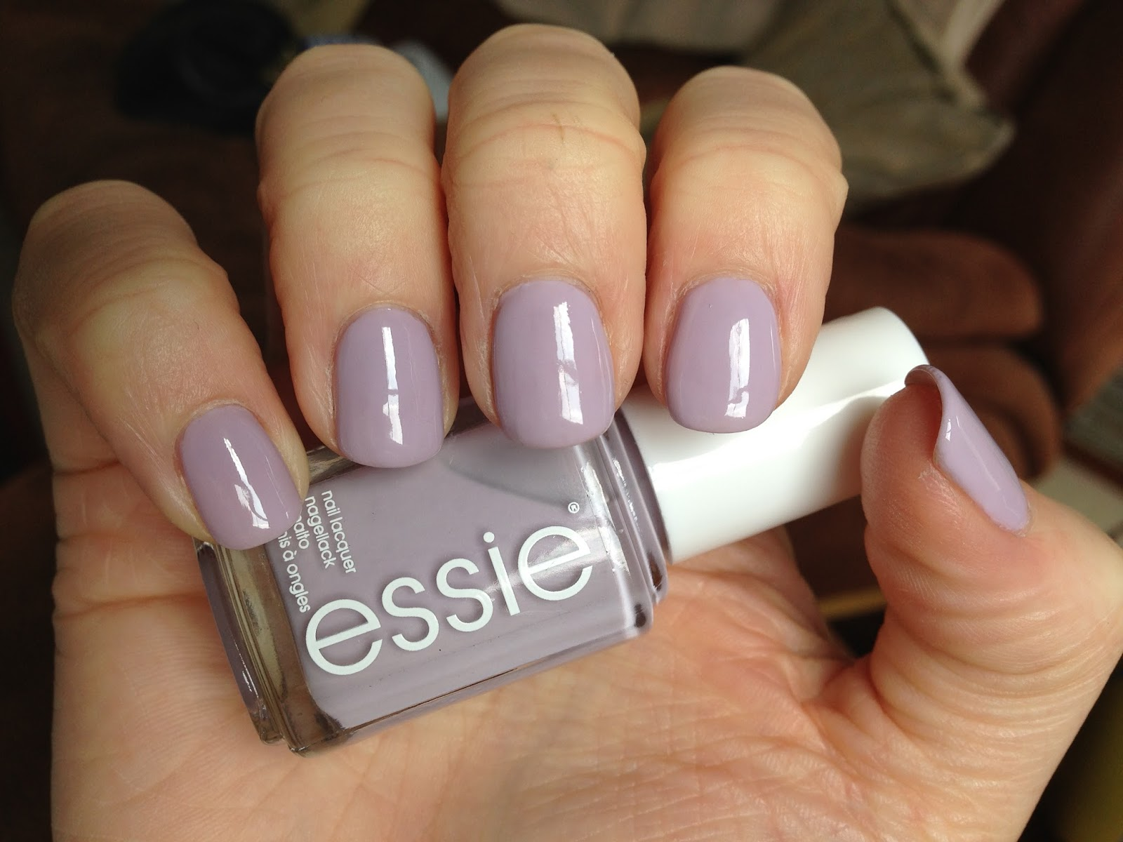 Brush up and Polish up!: Essie Nice is Nice