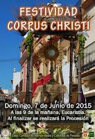 Paradas - Corpus Christi 2015
