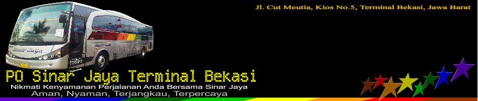 Sinar Jaya Terminal Bekasi