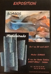 Soagos et Madelaine Do, 9 rue des Hauts Sablons - Saint-Malo.