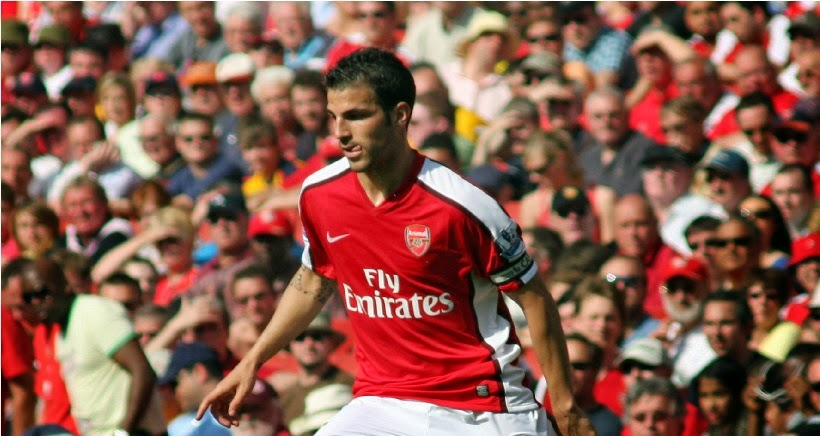 Arsenal's top 5 midfielders of all time