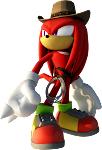 KNUCLES THE ECHIDNA